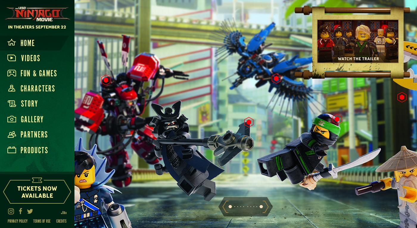 LEGO Ninjago | Curious Media | Curious Media